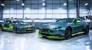 Aston Martin Vantage GT8 : une bête de course