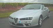 Essai Alfa Romeo Spider : Canada Dry