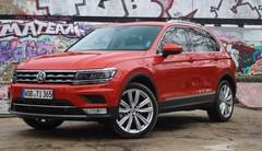 Essai Volkswagen Tiguan 2 : le réveil de la Force
