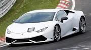 La Lamborghini Huracan Superleggera monte sur le Ring
