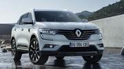 Nouveau Renault Koleos : Première photo pour le nouveau Koleos