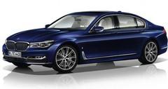 BMW Série 7 Individual ''The next 100 years'' : tout un symbole