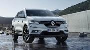 Renault Koleos 2 : première photo officielle !