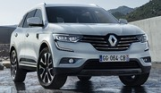 Renault : première photo officielle du nouveau Koleos