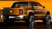 Volkswagen Amarok restylé (2016) : look intérieur et extérieur revu