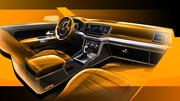Volkswagen dévoile les premières images de l'Amarok restylé