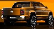 Volkswagen Amarok : restylage en vue