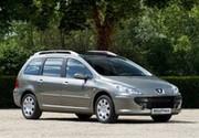 Peugeot 307 break et SW 1,6 l bioflex