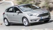 Essai Ford Focus 1.5 TDCi 120 Powershift Business Nav : Un choix malin