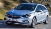 Essai Opel Astra Sports Tourer : La voiture de l'année en break !