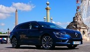 Essai de la nouvelle Renault Talisman Estate 2016