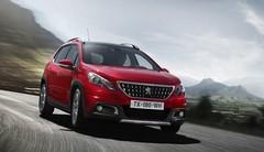 Peugeot 2008 restylé : les tarifs