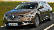 Essai Renault Talisman Estate (2016) : Le Break malin