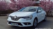 Essai Renault Megane Zen 1.5 dCi 90