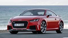 Audi TT RS 2016 : 5-cylindres et 400 ch pour la nouvelle TT RS