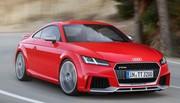 Nouvelle Audi TT-RS : La TT bodybuildée