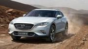 Le Mazda CX-4 officialisé au salon de Pékin