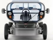 L'Eclectic : première voiture autonome de l'histoire de l'Automobile