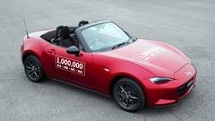 1 million de Mazda MX-5 ont été produites depuis 1989