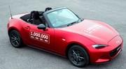 1 million de Mazda MX-5