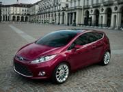Ford Verve : la future Fiesta ?