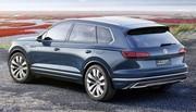 Volkswagen T-Prime Concept GTE : le nouveau Touareg se montre à Pékin
