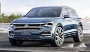 Volkswagen T-Prime GTE : bientôt un grand frère pour le Touareg ?