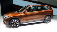 Salon Pekin 2016 : BMW X1 empattement long