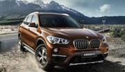 BMW X1 à empattement long