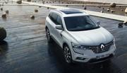 Le nouveau Renault Koleos fait ses premiers pas au salon de Pékin