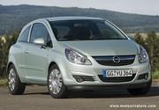 Concept Opel Corsa CDTI hybride