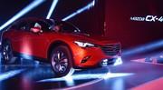 Présentation – Mazda CX-4