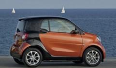 Un moteur Renault dans la Smart électrique