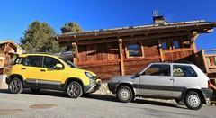 Essai Fiat Panda 4X4 1983 vs Fiat Panda 4X4 2016 : la malice en héritage