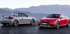 Audi TT RS : la course à la puissance Je commente
