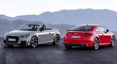 Audi TT RS Coupé et Roadster : muscles serrés !