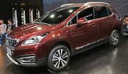 Pekin 2016 : Peugeot 3008 restylé