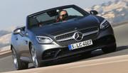 Essai Mercedes SLC 300 : plus qu'un restylage