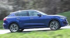 Maserati prend de la hauteur avec le SUV Levante