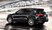 Porsche Cayenne Platinium Edition : Un peu plus pour un peu moins