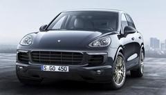 Porsche Cayenne Platinum Edition : l'excellence allemande !