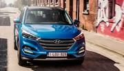 Essai Tucson CRDi 7-DCT : Hyundai s'essai à la double embrayge