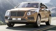 Bentley : bientôt un Bentayga Speed de 659 ch ?