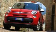 Essai Fiat 500L 1.3 Multijet 95 ch Pop Star : Familial urbain