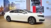 Citroën dévoile la nouvelle C6 à Pékin