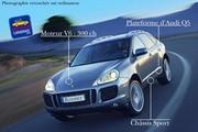 Porsche prépare un rival du BMW X3 pour 2011 !