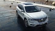 Nouveau Renault Koleos : le design en détail