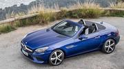 Essai Mercedes SLC 300 : Salut Les Copains