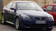 Marche arrière : La BMW M5 V10 E60