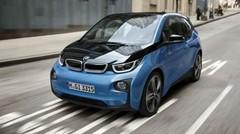 BMW i3 : 300 km sans prise